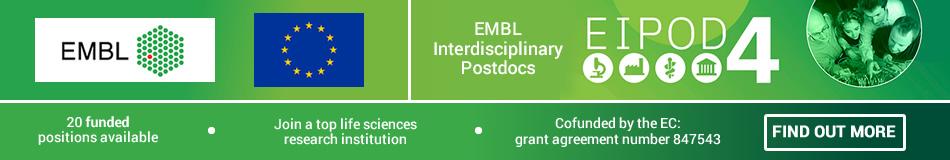 European Molecular Biology Laboratory (Heidelberg) Featured Post Docs