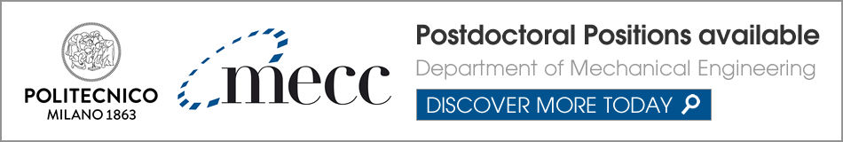 Politecnico di Milano Featured Post Docs