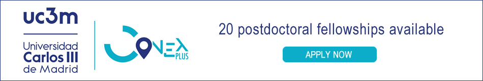 Universidad Carlos III de Madrid Featured Post Docs