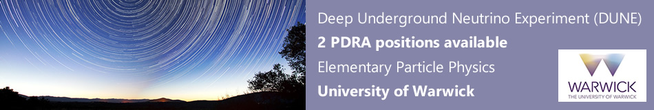 University of Warwick Featured Post Docs